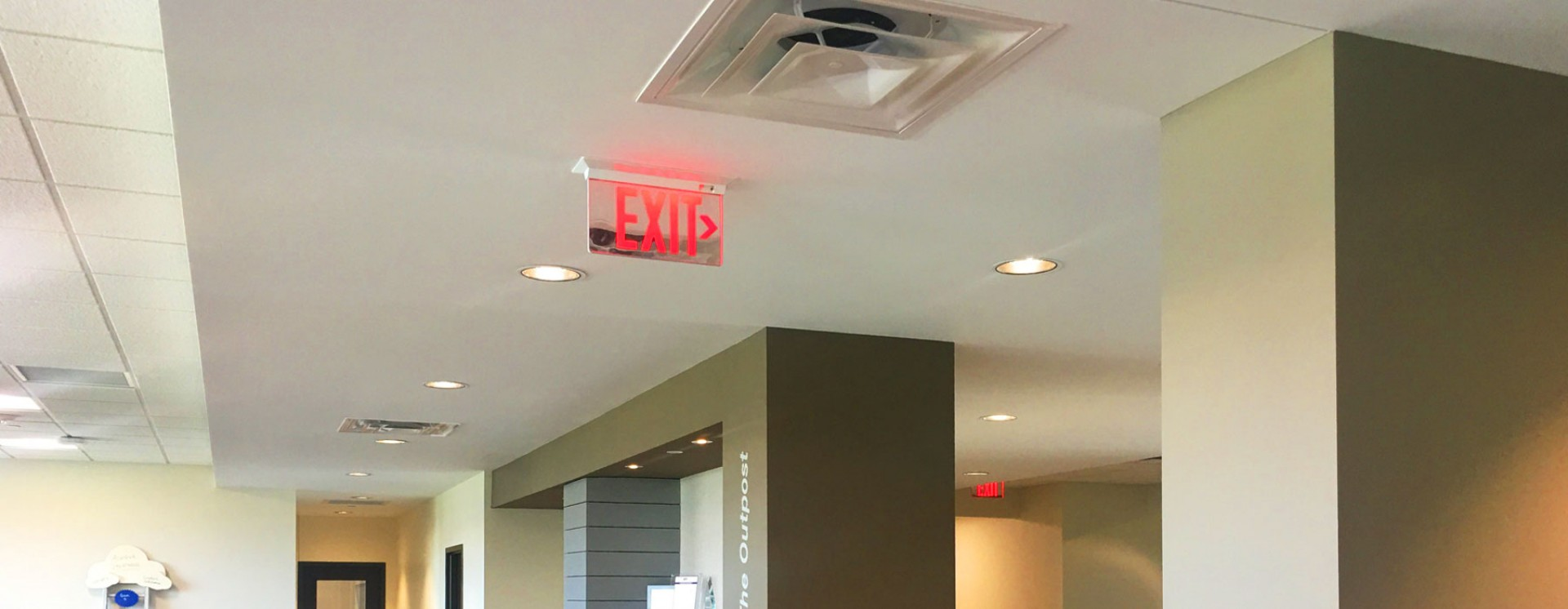Emergency Exit Lighting/Signs